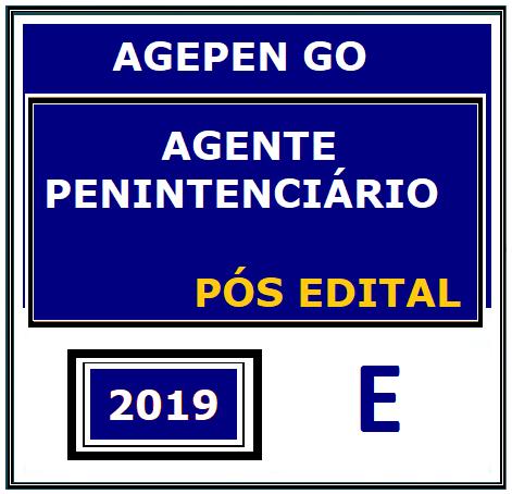 RATEIO AGEPEN GO 2019 - PÓS EDITAL 2